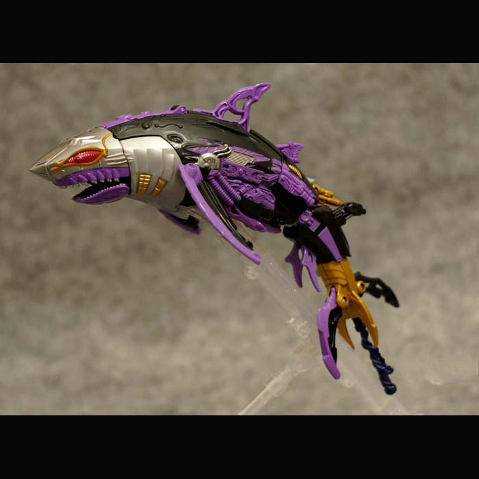 E-hobby - Transformers Cloud - Hellwarp (loose)