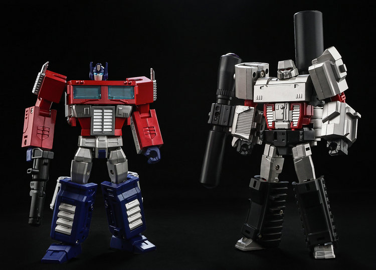 Generation Toy GT-5 Leaders Set