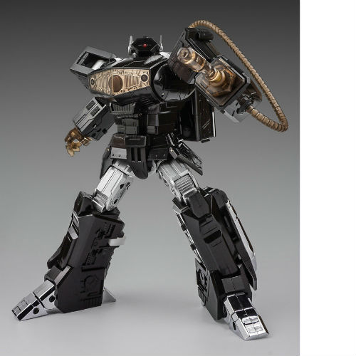 Pre -order ~ CLOUD9-W01B QUAKEBLAST (Black Ver)