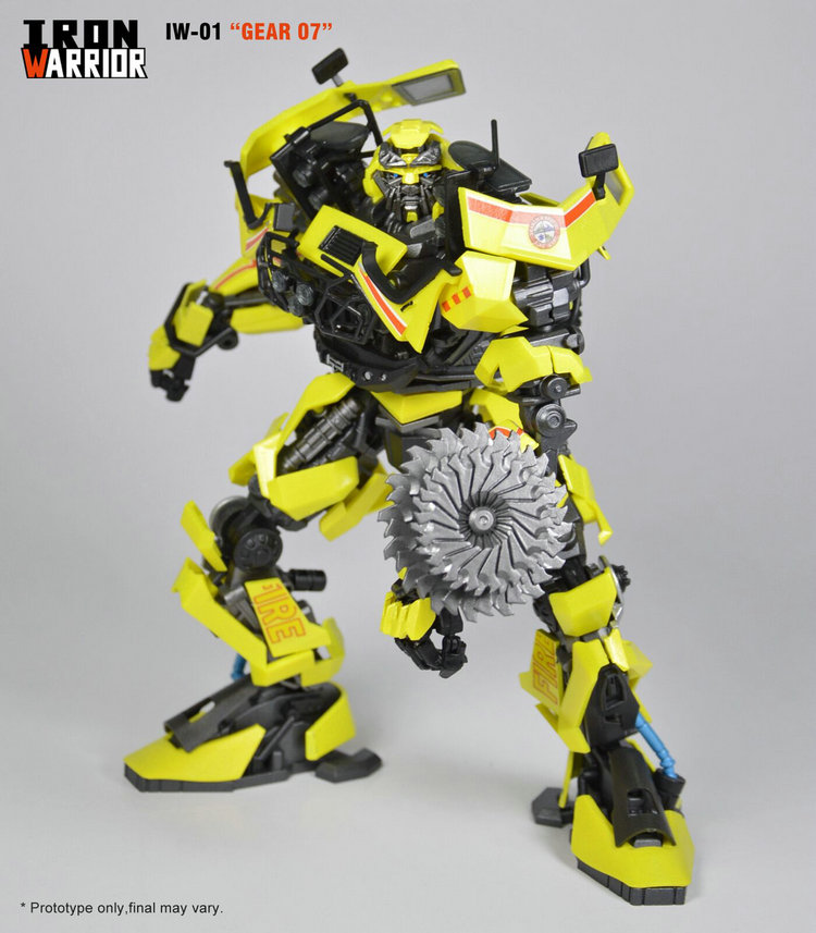 Iron Warrior IW-01 DMK Gear-07