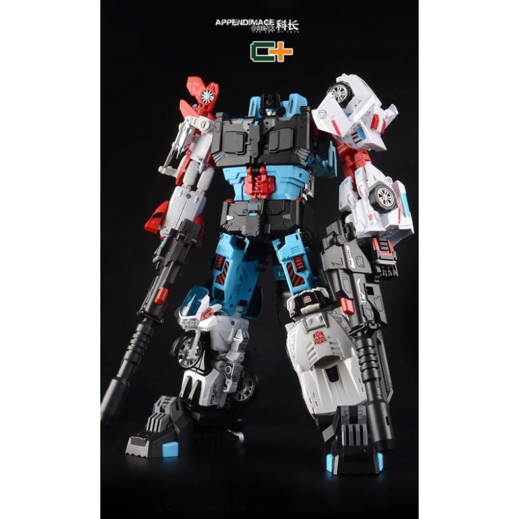 C+ Customs - THC-02J - Defensor - Add on Set (JP)