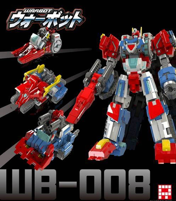 Fansproject - WB008 TRIANIX ALPHA