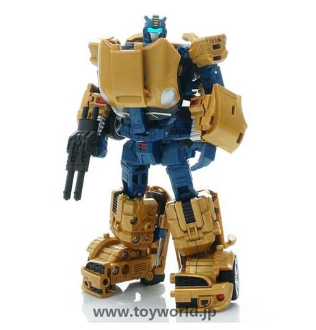 ToyWorld - TW-T05 Shinebug