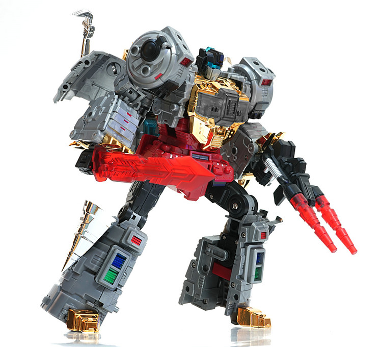 ToyWorld - TW-D03 GRIMSHELL (no box Packing )