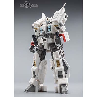 IronFactory IF EX17L Norimune (White)