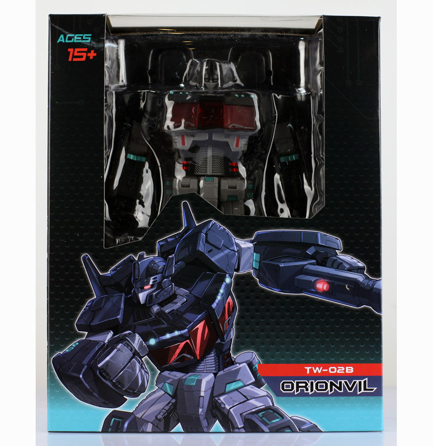 ToyWorld - Black Orion ~ Ship Now