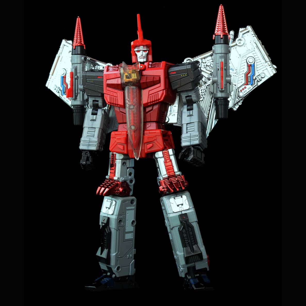 Fans Toys FT-05 Soar (Red)  Ship Now ~