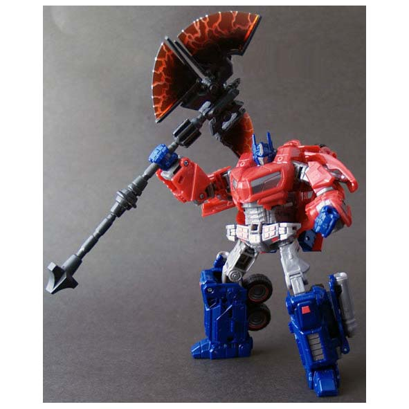 Cybertron War Axe Accessory Optimus Prime