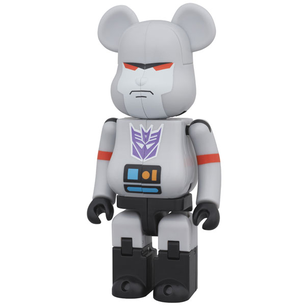 Transformers x BE@RBRICK - Megatron