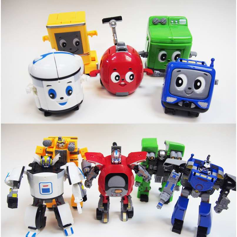 Electric appliance 5 Robot