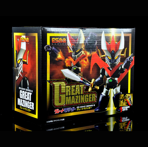 Art storm ES Gokin ES-13 GREAT MAZINGER