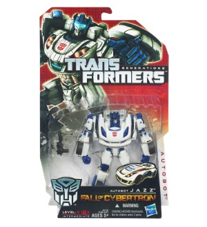Transformers Generations Fall Of Cybertron Deluxe Jazz