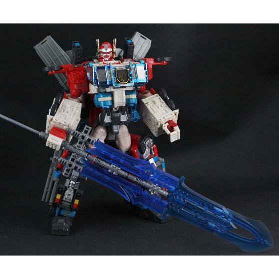 TFC -JB06 Infinity warfare II weapon set (Blue)