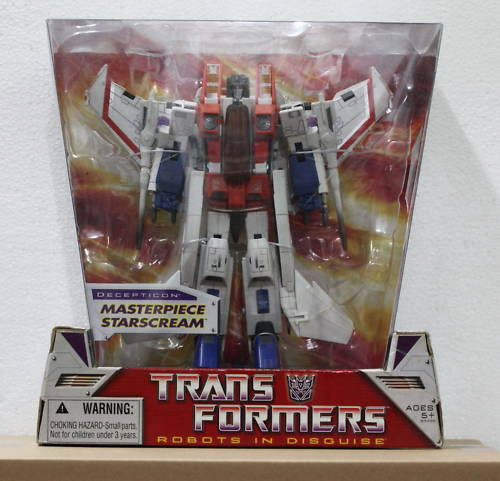 Transformers Masterpiece MP-3 Starscream