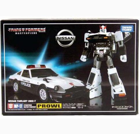 Takara Masterpiece MP-17 Prowl (No Coin or Gift)
