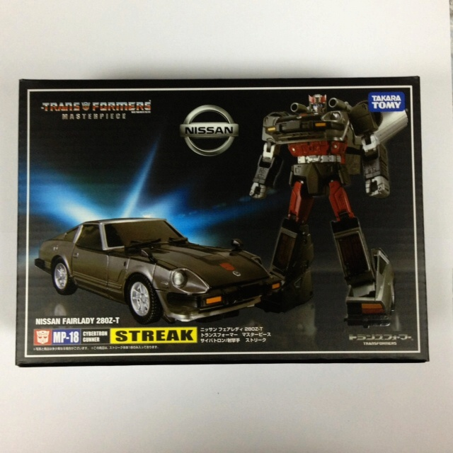 Takara Transformers Masterpiece MP-18 streak  (no coin)