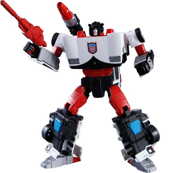 Transformers Masterpiece MP14C Clampdown with coin