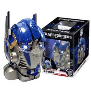 TRANSFORMERS movie Optimus Prime Money Bank