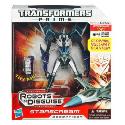 Transformers  Prime RiD Voyager Class STARSCREAM