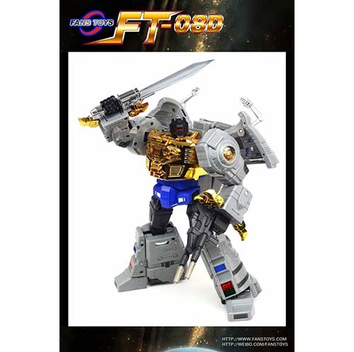 FansToys FT-08D Grinder  Limited Edition