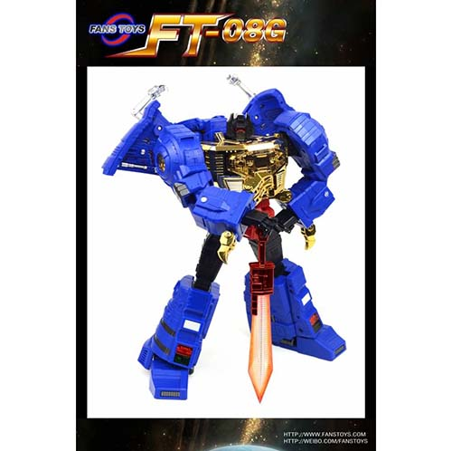FansToys FT-08G Grinder  Limited Edition