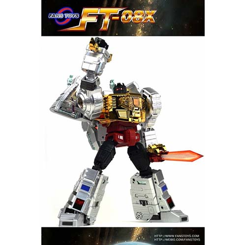 FansToys FT-08X Grinder  Limited Edition