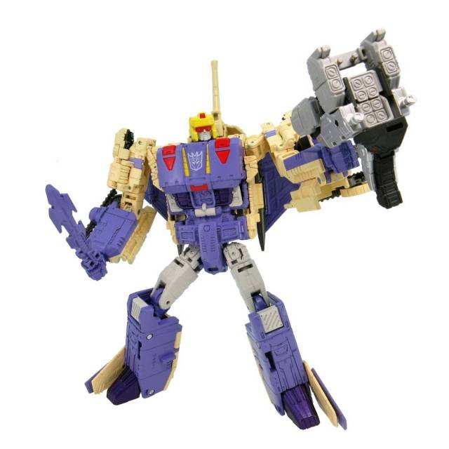 TakaraTomy Transformers Legends - LG59 Blitzwing