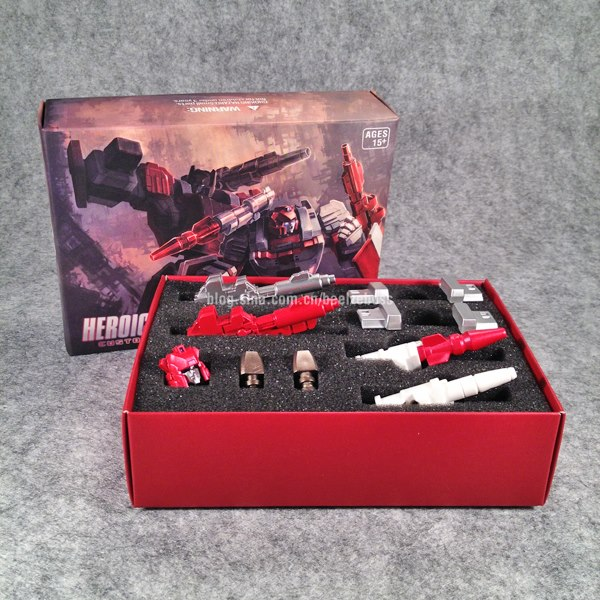 Beelzeboss Devil Horns Sideswipe/Red Alert upgade Kit Ver 2.0