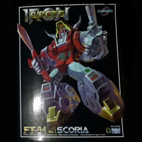 FansToys FT-04 Scoria (3rd run )
