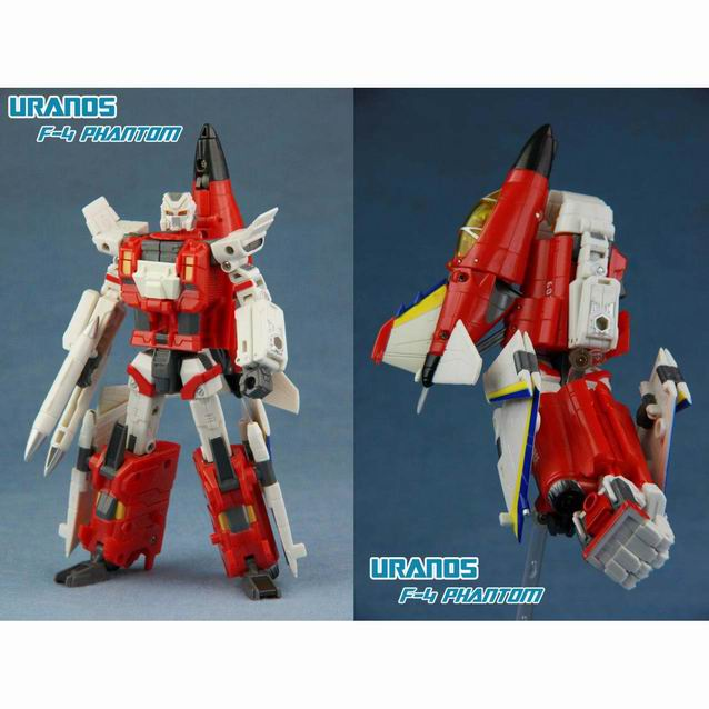TFC Uranos F4 Phantom  Toy on hand now