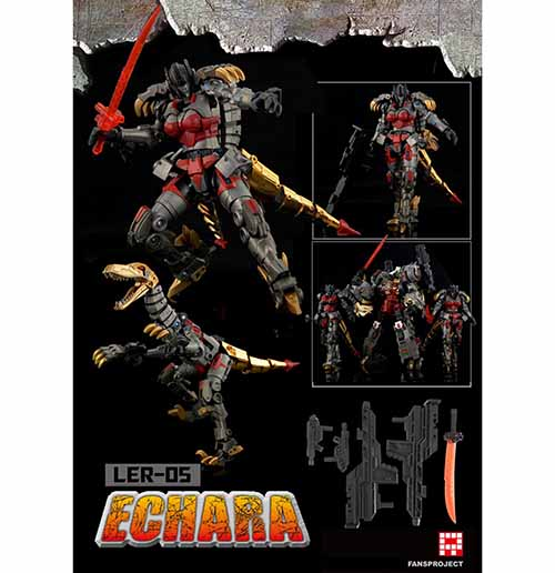 FansProject Ler-05 Comera