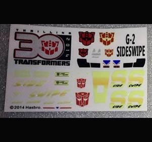 MP-12G G2 Sticker                        Sticker