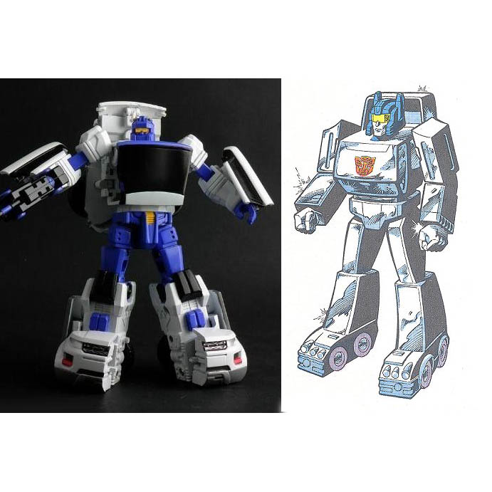 TOYWORLD TW-02 Aurora  TOY ON HAND NOW