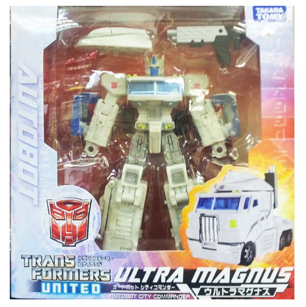 Takara Transformers Asia Exclusive Henkei Ultra Magnus