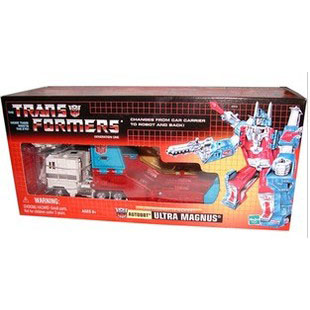 Specail Offer ~ G1  Ultra Magnus Reissue