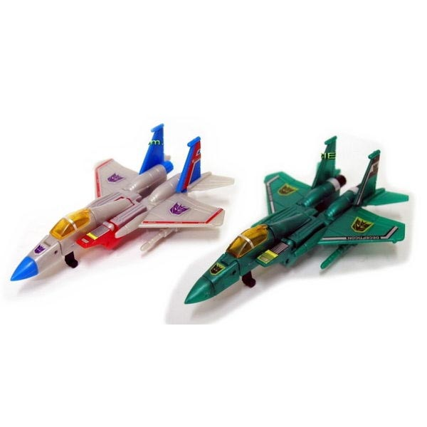Smallest WST 2.5  Starscream & Acid rain