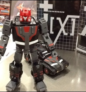 Fansproject Botcon 2013 Black Version Code Function X1 Virus Edi